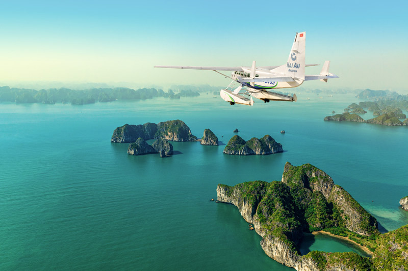scheduled-flights-from-hanoi-to-halong-bay